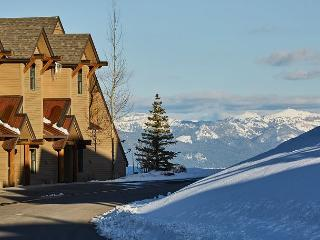 Luxuriously Appointed, Ski-in/Ski-out, Townhome in Saddle Ridge - Big Sky vacation rentals
