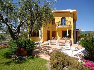 Villa in Bordighera, Liguria, Italy - Bordighera vacation rentals