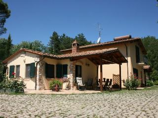 6 bedroom Villa in Arezzo, Toscana, Italy : ref 2020425 - Ponticino vacation rentals