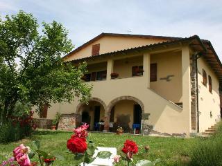 Villa in San Giustino Valdarno, Toscana, Italy - San Giustino Valdarno vacation rentals