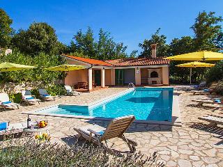 5 bedroom Villa in Rabac Sveti Lovrec Labinski, Istria, Croatia : ref 2020769 - Viskovici vacation rentals
