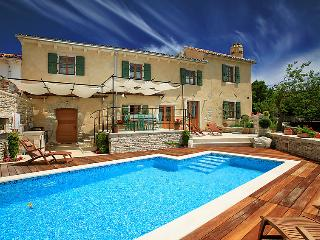 Villa in Trget, Istria, Croatia - Rebici vacation rentals