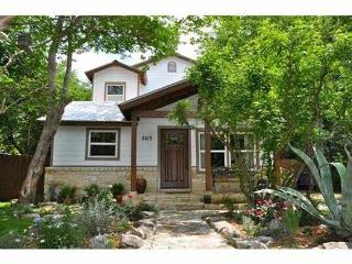 Two Stays in One: 4BR House + 1BA Studio Guest House - Austin vacation rentals
