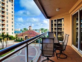 Belle Harbor  408W Beautiful 3 Bedroom 2 Bath condo in Belle Harbor with Partial Water View. - Clearwater Beach vacation rentals