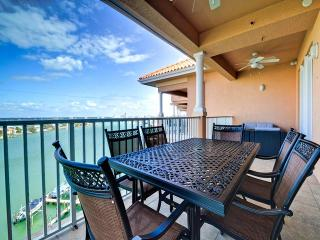 Harborview Grande 802 Newly Remodeled Luxury Waterfront Penthouse with Boat Slip - Clearwater Beach vacation rentals