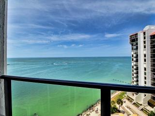 440 West  1204S Beautiful 2 Bedroom 2 Bath Condo with Water View at 440 West - Clearwater Beach vacation rentals