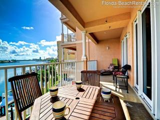 Harborview Grande 305 Waterfront Condo with Boat Slip/Lift - Clearwater Beach vacation rentals