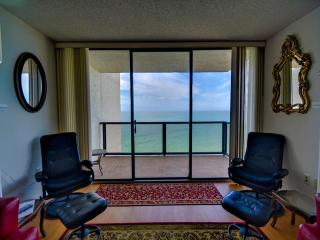 440 West Condos 1408 N Gulf Front Condo with amazing views - Clearwater Beach vacation rentals