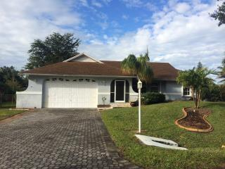 Beautiful pool home with all of the amenities - Fort Myers vacation rentals