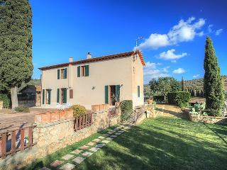 Villa in Capalbio, Maremma Volterra, Italy - Marsiliana vacation rentals
