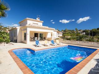 Villa in Benissa, Costa Blanca, Moraira, Spain - La Llobella vacation rentals