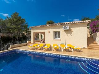 Villa in Alicante, Baladrar, Costa Blanca, Spain - La Llobella vacation rentals