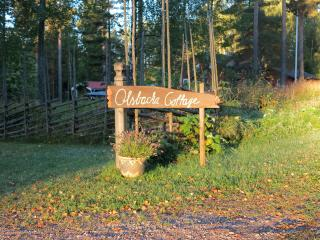 Olsbacka Cottage, en idyll nära Falun. - Falun vacation rentals
