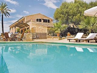 6 bedroom Villa in Saint Lorenzo, Balearic Islands, Manacor, Mallorca : ref - Petra vacation rentals