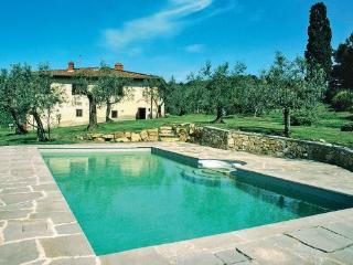4 bedroom Villa in Figline Valdarno, Tuscany, Chianti, Italy : ref 2038619 - Figline Valdarno vacation rentals