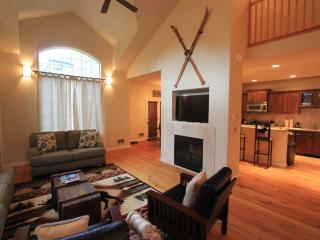 3 BR Aspen Creek - Ski Hill Road Sleeps 8! - Driggs vacation rentals