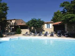 6 bedroom Villa in Murs  Gordes, Provence drOme ardEche, Vaucluse, France : ref 2041594 - Murs vacation rentals