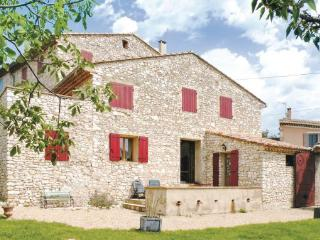 6 bedroom Villa in Methamis, Provence drOme ardEche, Vaucluse, France : ref - Methamis vacation rentals