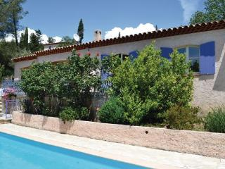 3 bedroom Villa in Sollies Toucas, Cote D Azur, Var, France : ref 2042103 - Sollies-Toucas vacation rentals