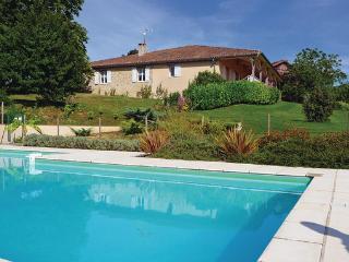 5 bedroom Villa in Bourgougnague, Aquitaine, Lot Et Garonne, France : ref - Bourgougnague vacation rentals