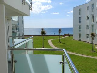 3 bed first floor apartment with sea views and balcony - East Wittering vacation rentals