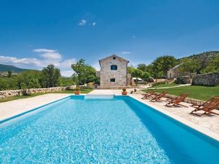 Villa in Drnis, Northern Dalmatia, Croatia - Drnis vacation rentals