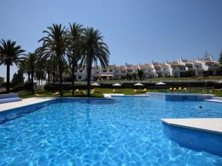 Bright 2 bedroom Marbella Apartment with Private Outdoor Pool - Marbella vacation rentals