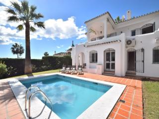 Bright Villa with Private Outdoor Pool and A/C - Marbella vacation rentals