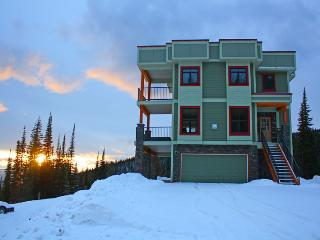 Garage, Laundry and Private Hot Tub - Silver Star Mountain vacation rentals