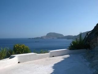 Casa Azzurra spettacolo della natura - Ponza vacation rentals
