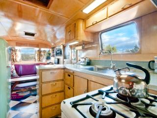 The 1948 Spartan at Suitable Digs - Santa Fe vacation rentals