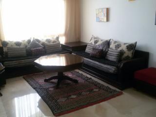 Appartement meublé à louer quartier Gauthier - Casablanca vacation rentals
