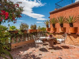 Charming Casa de la Paz in San Miguel de Allende! - San Miguel de Allende vacation rentals