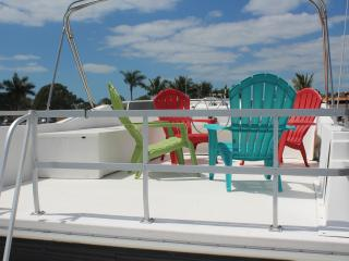 Nice Houseboat with Internet Access and A/C - Naples vacation rentals
