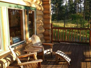 Blue Sky Lodge - Luxury Log Home on Private Lake - Bigfork vacation rentals