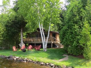 Charming Waterfront Adirondack Cabins - Moose - Saranac Lake vacation rentals