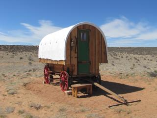 SHEEP WAGON GLAMPING ON NAVAJOLAND - Page vacation rentals