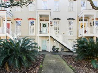 Historic townhome with elegant appointments near Forsyth Park - Savannah vacation rentals