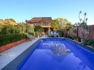 Stunning family home with pool - Hunters Hill vacation rentals