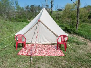 Asheville Glamping in a Bell tent! - Asheville vacation rentals