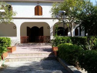 Grande villa con giardino e piscina - Marina di Pulsano vacation rentals