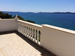 Apartment Ljiljana, 10 meters from the beach - Kozino vacation rentals