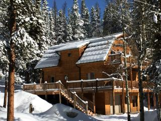 Quiet, Secluded Log Cabin Close to the Slopes - Breckenridge vacation rentals
