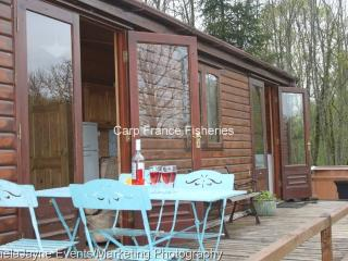 Charming Chalet and Private Lake - Massignac vacation rentals