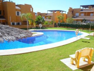 3 bedroom Condo with A/C in Los Gallardos - Los Gallardos vacation rentals