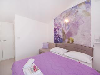 Villa Angela - Studio Apartment with Terrace and Sea View (Angela) - Baška vacation rentals