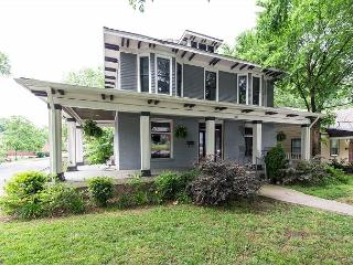 Historic House in East Nashville, Newly Furnished With High-End Fixtures - Nashville vacation rentals