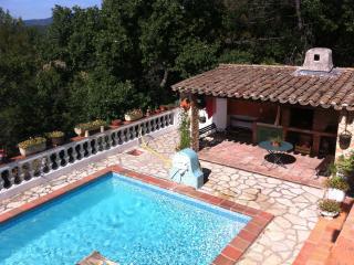 Villa provençale piscine 8 personnes - Bras vacation rentals