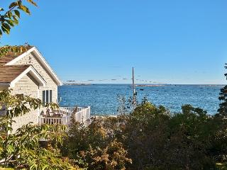 Marshall Point retreat in coveted Port Clyde - Rockland vacation rentals