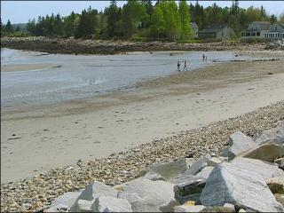 Classic Maine waterfront cottage on stunning Crescent Beach - Rockland vacation rentals